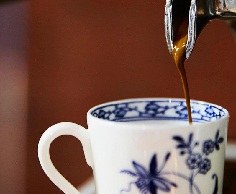 beställa kaffe online