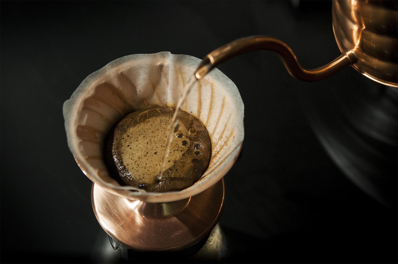 vad innehåller kaffe