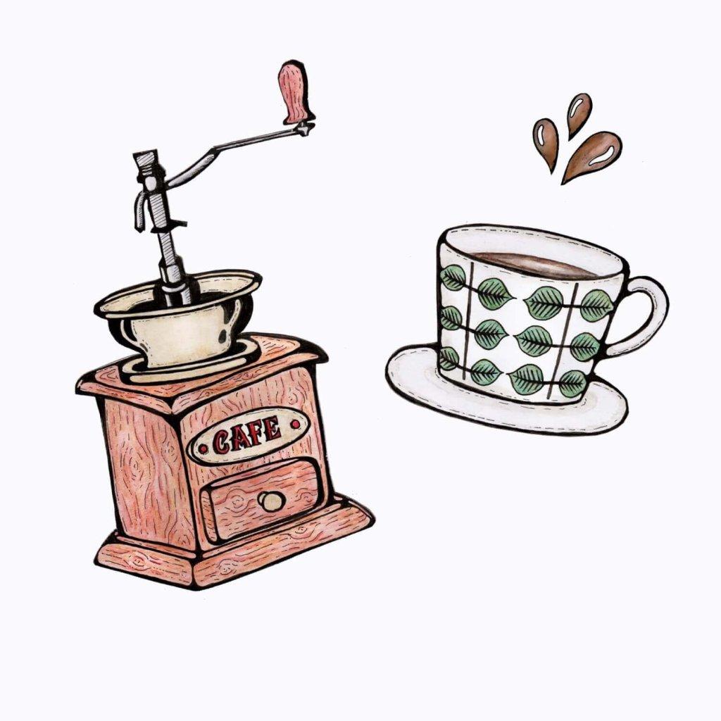 hur länge håller kaffe