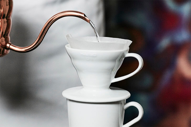 Pour over i Japan